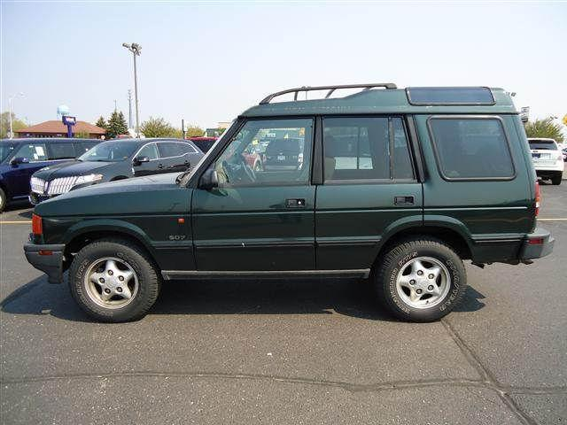 1997 Land Rover Discovery Se7 For Sale In Delavan