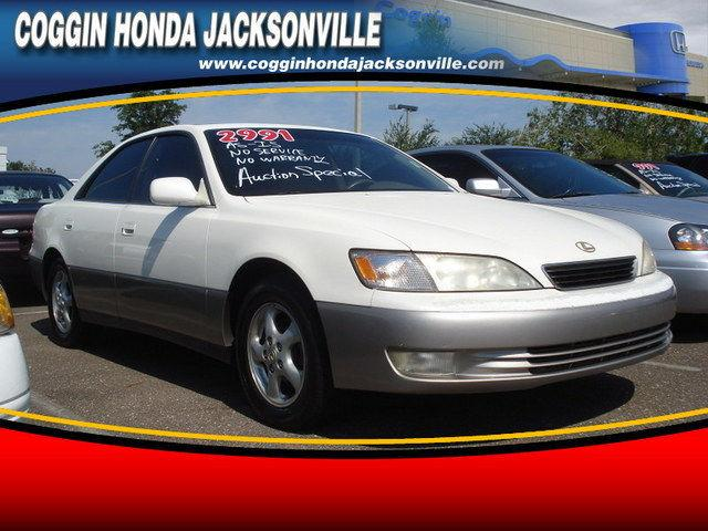 1997 lexus es 300 1997 lexus es 300 car for sale in jacksonville fl 4368968869 used cars. Black Bedroom Furniture Sets. Home Design Ideas