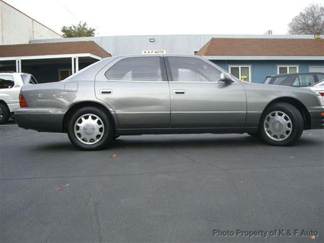 1997 lexus ls 400 for sale in campbell california classified. Black Bedroom Furniture Sets. Home Design Ideas