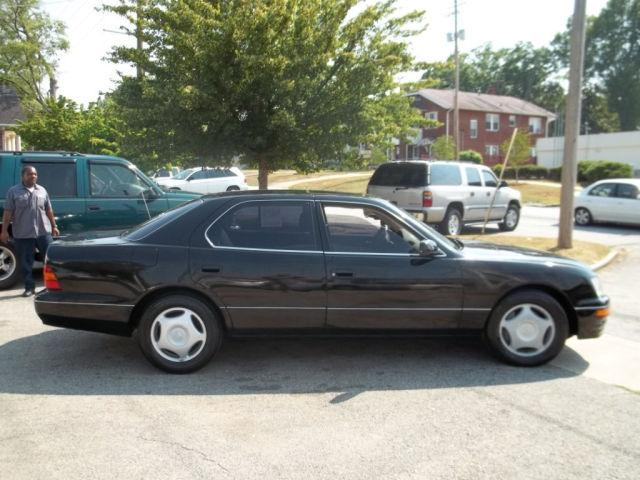 1997 lexus ls 400 for sale in griffin georgia classified. Black Bedroom Furniture Sets. Home Design Ideas