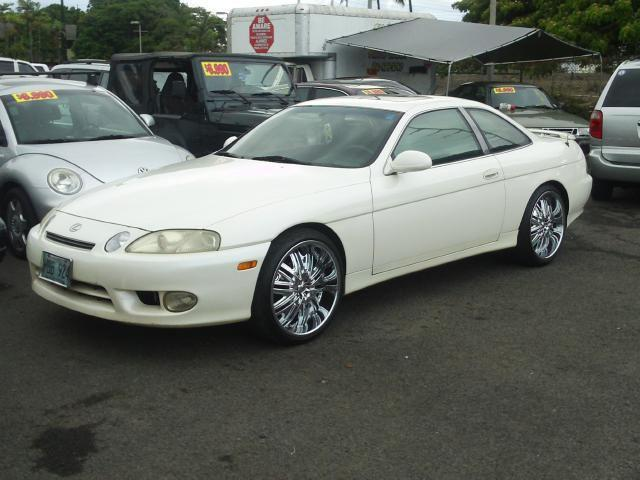 1997 lexus sc 300 for sale in pearl city hawaii classified. Black Bedroom Furniture Sets. Home Design Ideas