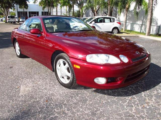 1997 lexus sc 300 for sale in tampa florida classified. Black Bedroom Furniture Sets. Home Design Ideas