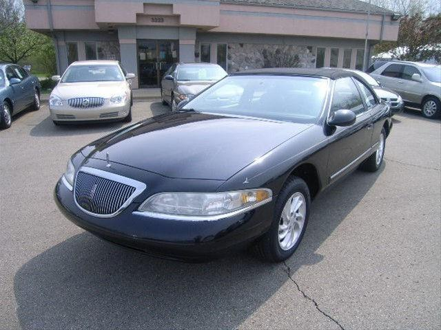 1997 lincoln mark viii for sale in jackson michigan. Black Bedroom Furniture Sets. Home Design Ideas