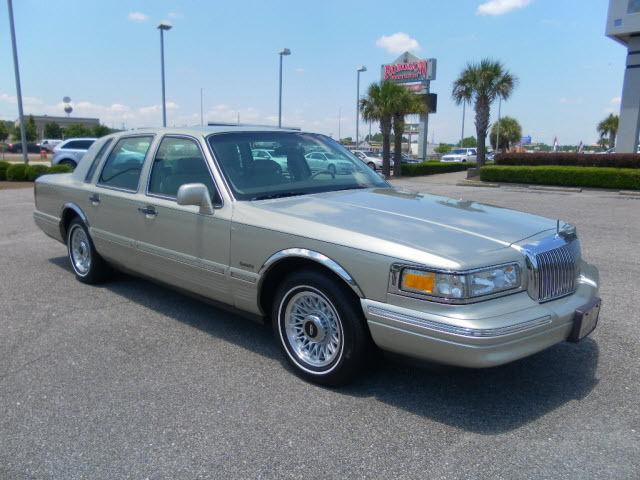 1997 Lincoln Town Car Executive For Sale In Mobile Alabama