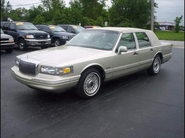 1997 Lincoln Town Car Executive For Sale In Vandalia Ohio