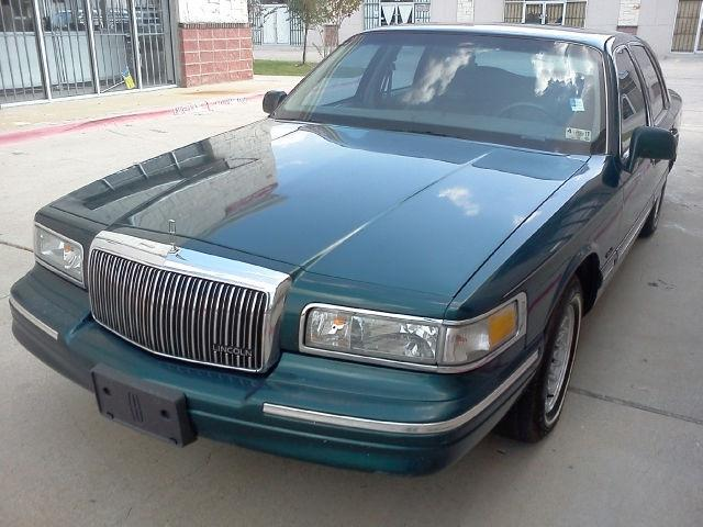 1997 Lincoln Town Car Executive For Sale In Dallas Texas Classified