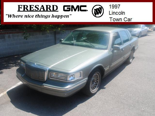 1997 lincoln town car executive for sale in ferndale. Black Bedroom Furniture Sets. Home Design Ideas