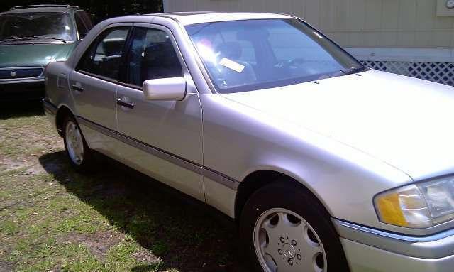 1997 Mercedes Benz C Class C230