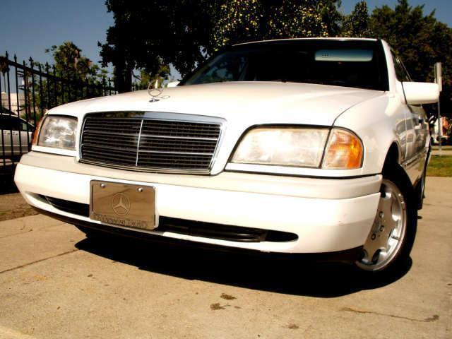 1997 mercedes benz c class c280 for sale in north for Mercedes benz hollywood