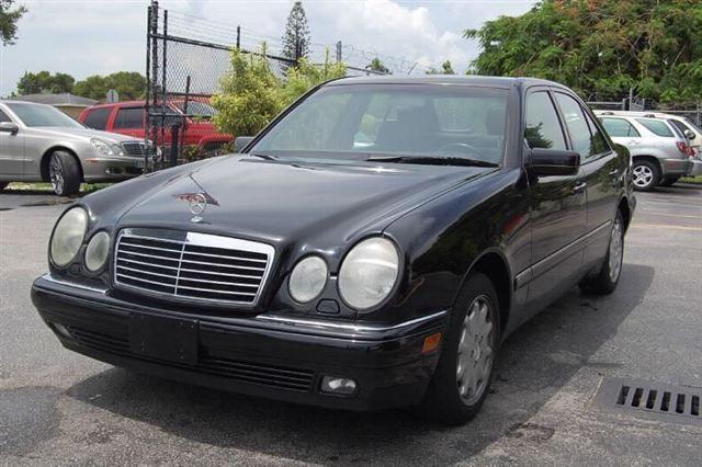 1997 mercedes benz e class e320 for sale in miami florida for Mercedes benz for sale in miami