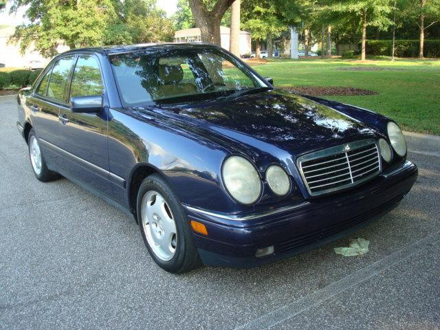 1997 mercedes benz e class e420 for sale in charleston for 1997 mercedes benz e class