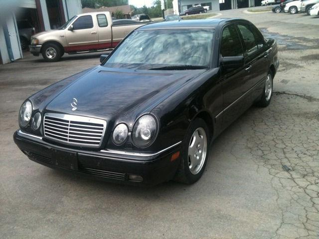 1997 mercedes benz e class e420 for sale in conway