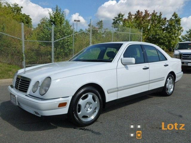 1997 mercedes benz e class e420 for sale in midlothian virginia classified. Black Bedroom Furniture Sets. Home Design Ideas