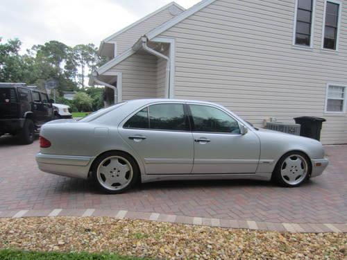 1997 mercedes benz e420 with amg package mint for Sale in ...