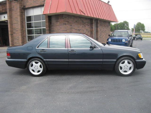 1997 mercedes benz s class s320 for sale in lees summit for 1997 mercedes benz s320