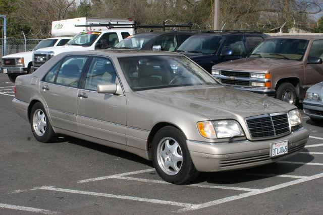 1997 mercedes benz s class s420 for sale in sacramento for Mercedes benz s420 for sale