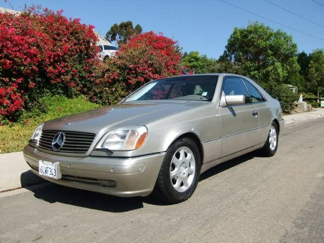1997 mercedes benz s class s600 for sale in san diego for 1997 mercedes benz s600