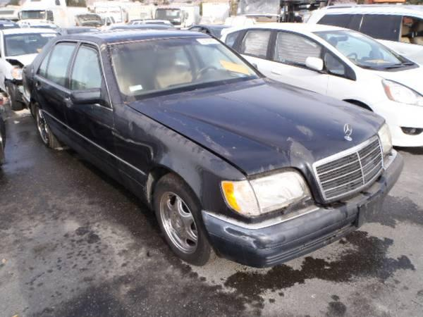 1997 mercedes benz s320 parts for sale for sale in rancho