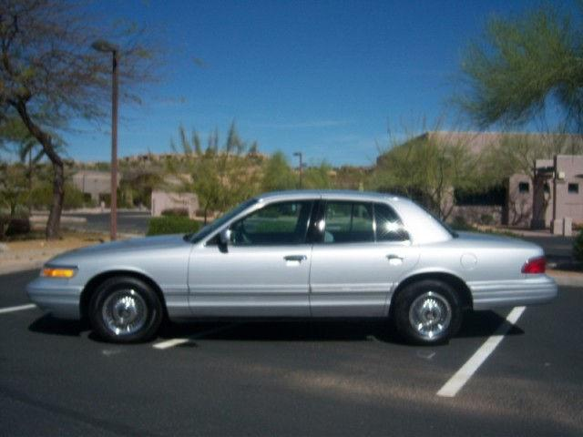 1997 mercury grand marquis gs for sale in fountain hills arizona classified. Black Bedroom Furniture Sets. Home Design Ideas