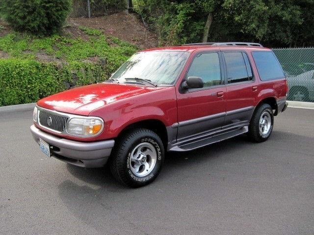 1997 mercury mountaineer for sale in seattle washington classified. Black Bedroom Furniture Sets. Home Design Ideas