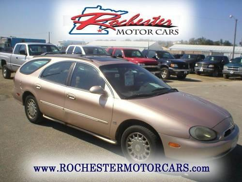 1997 mercury sable station wagon ls for sale in rochester. Black Bedroom Furniture Sets. Home Design Ideas