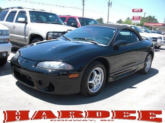 1997 mitsubishi eclipse spyder gs for sale in conway south carolina classified. Black Bedroom Furniture Sets. Home Design Ideas