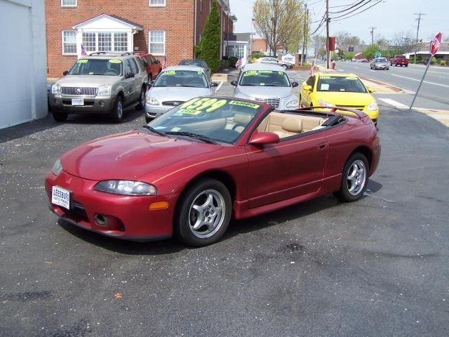 1997 mitsubishi eclipse spyder gs t for sale in leesburg virginia classified. Black Bedroom Furniture Sets. Home Design Ideas