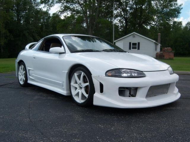 1997 Mitsubishi Eclipse Spyder Gs T For Sale In