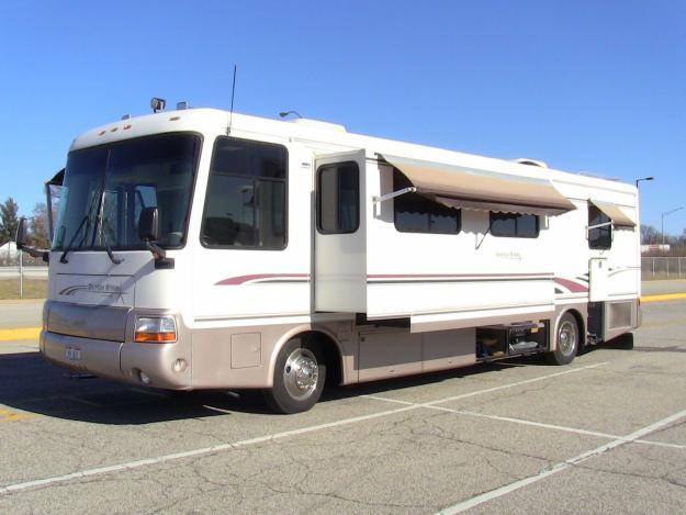 Used Travel Star Trailers