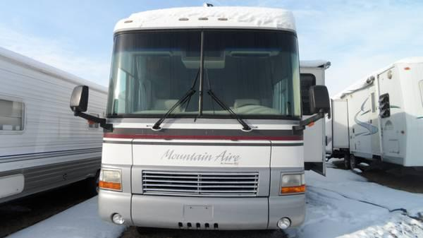 1997 Newmar Mountain Aire 37 Motorhome For Sale In Lima