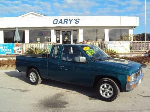 1997 nissan pickup pickup truck xe for sale in north topsail beach north carolina classified. Black Bedroom Furniture Sets. Home Design Ideas