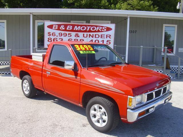 1997 nissan pickup xe for sale in lakeland florida classified. Black Bedroom Furniture Sets. Home Design Ideas