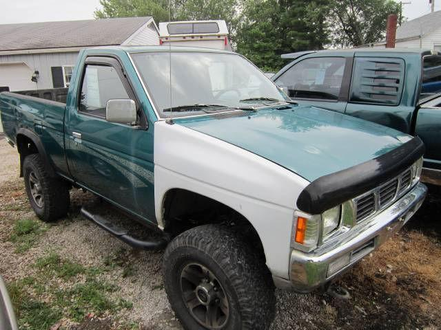 1997 nissan pickup xe for sale in byesville ohio classified. Black Bedroom Furniture Sets. Home Design Ideas