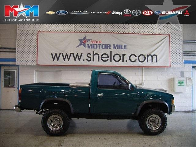 1997 Nissan Pickup Xe For Sale In Christiansburg Virginia