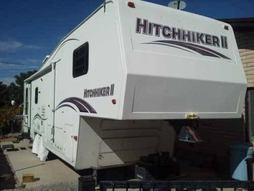 1997 Nuwa Hitchhiker Ii 5th Wheel In Las Cruces Nm For