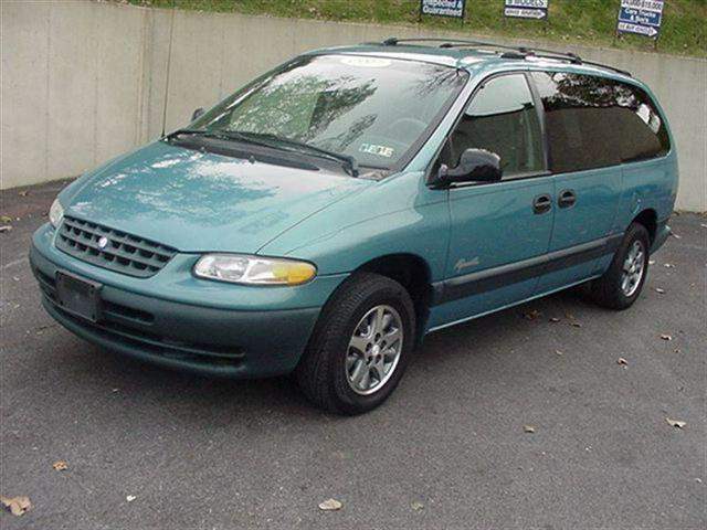 1997 Plymouth Grand Voyager Se For Sale In West Chester