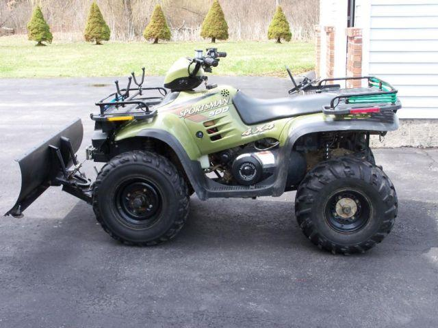 1997 Polaris Sportsman 500 ATV for Sale in Crellin ...