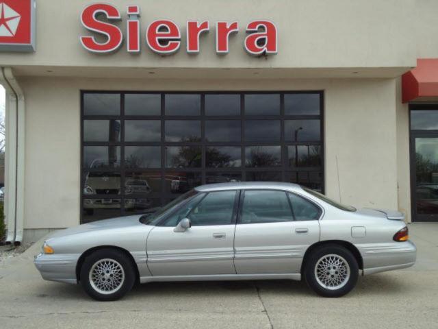 1997 pontiac bonneville se for sale in ottawa illinois for Sierra motors ottawa il