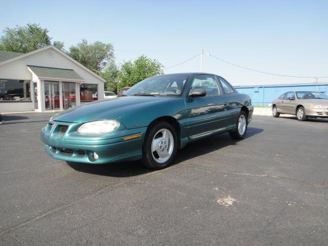 1997 pontiac grand am gt for sale in yukon oklahoma classified. Black Bedroom Furniture Sets. Home Design Ideas