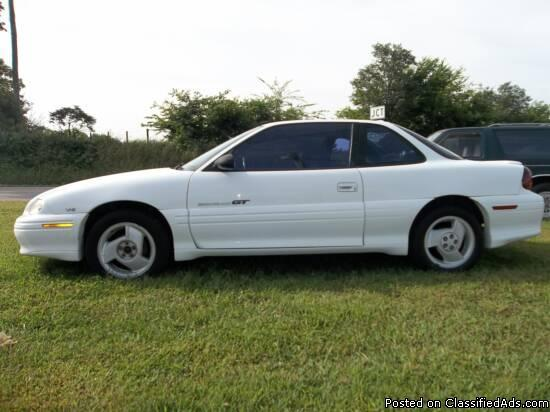1997 pontiac grand am gt for sale in cave city kentucky classified. Black Bedroom Furniture Sets. Home Design Ideas