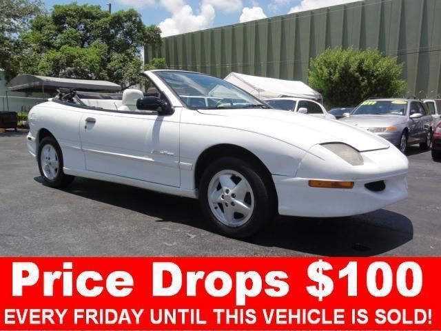 1997 Pontiac Sunfire Se For Sale In Fort Lauderdale