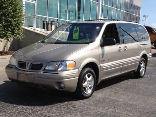 Pontiac Trans Sport D Extended Passenger Van Base Americanlisted on 1997 Dodge Van Headlights