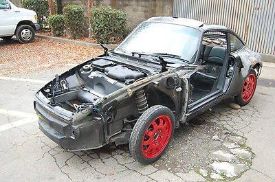 1997 porsche 993 targa rolling chassis project race car parts car for sale in rancho cordova. Black Bedroom Furniture Sets. Home Design Ideas