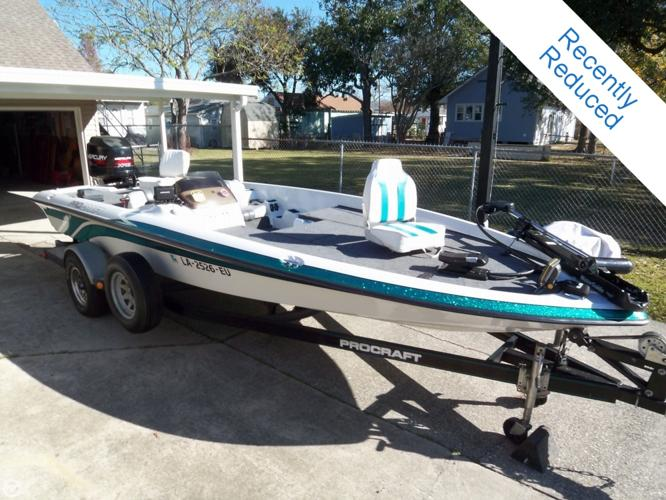 procraft boats yachts and parts for sale in the usa new and used rh americanlisted com 1995 Procraft 18 Bass Boat Procraft Boat Decals