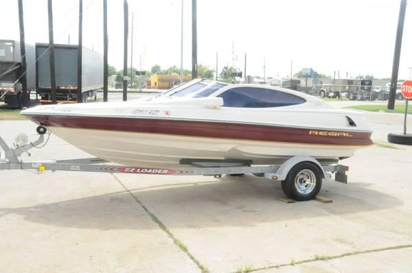 1997 regal 1900lsr inboard outboard 19ft for sale in for Outboard motors for sale houston