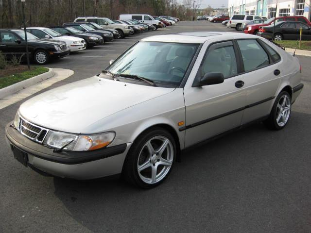 1997 Saab 900 SE Turbo for Sale in Chantilly Virginia