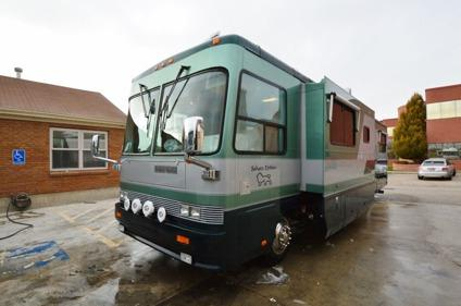 1997 Safari Sahara 36f Diesel Pusher Rv Motorhome For Sale