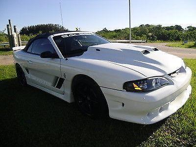 1997 saleen mustan 44 for sale in new port richey. Black Bedroom Furniture Sets. Home Design Ideas
