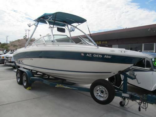 1997 Sea Ray 210 Bowrider