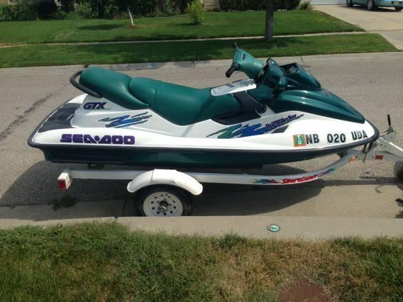 1997 Seadoo Gtx >> 1997 Seadoo Gtx For Sale In Lincoln Nebraska Classified
